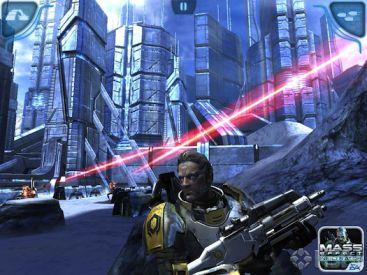mass effect 2 Mass Effect 3 Infiltrator est dans les cartons !