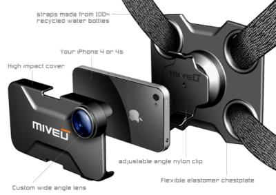 miveu systeme Une caméra pour les baroudeurs: Miveu