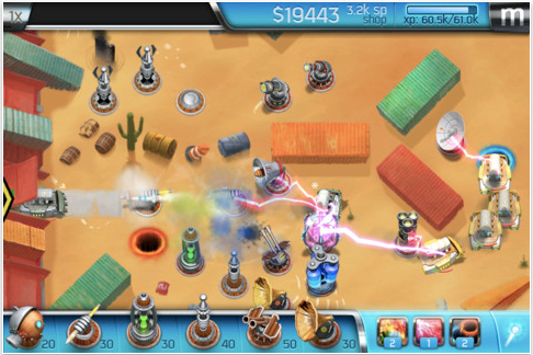 screen capture 13 Spice Invaders : Le Tower Defense dEspelette (Gratuit)
