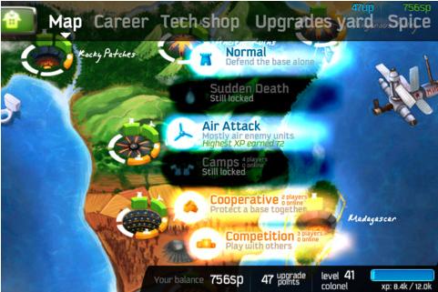 screen capture 33 Spice Invaders : Le Tower Defense dEspelette (Gratuit)