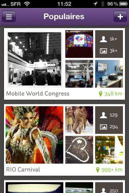 sharypic 1 SharyPic : Une plateforme de partage de photos en temps réel (gratuit)