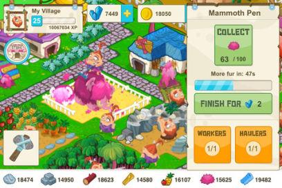 tiny village 2 Tiny Village : Un nouveau jeu de gestion sur iPhone (Gratuit)
