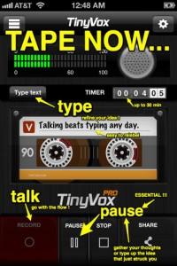 tinyvox pro 200x300 Les bons plans de lApp Store ce dimanche 29 avril 2012