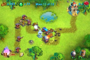 towers n trolls hd 300x200 Les bons plans de lApp Store ce lundi 30 avril 2012