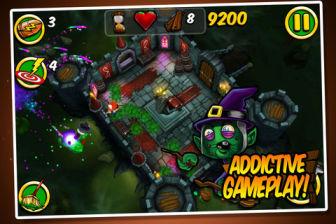 zombie wonderland Les bons plans de lApp Store ce mercredi 29 février 2012