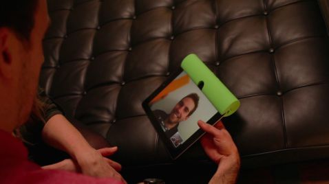 zooka 2 Zooka : Un nouveau genre denceintes sans fil pour iPad