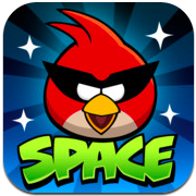 Angry Birds Spaces icon Angry Birds Spaces atterrit sur lApp Store !