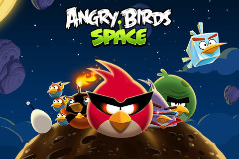 Angry Birds Spaces Angry Birds Spaces atterrit sur lApp Store !