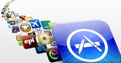AppStore image Limite de téléchargement en 3G sur lApp Store à 50 Mo maintenant !