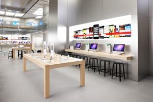 Apple Store 300x200 Un Apple Store aux Champs Elysées ?