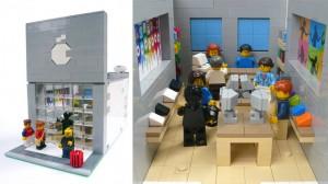 Apple Store Lego 3 300x168 Humour : construire un Apple Store en Légo, bientôt possible ?