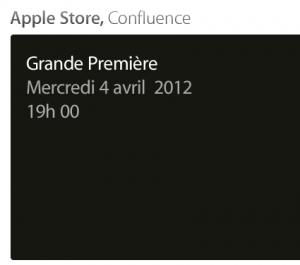 Apple Store Lyon2 300x265 Ouverture du 2e Apple Store à Lyon : mercredi 4 avril