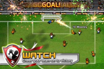 Big win soccer Les bons plans de lApp Store ce vendredi 2 mars 2012