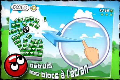 Blosics 1 Lancement du jeu Blosics Free en partenariat avec App4Phone (Gratuit)