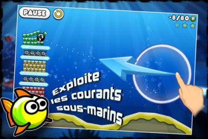 Blosics 2 Lancement du jeu Blosics Free en partenariat avec App4Phone (Gratuit)