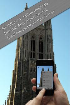 Camera Sharp Les bons plans de lApp Store ce dimanche 11 mars 2012