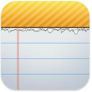 CcrsGhostwriterNotes 001 Test de Ghostwriter Notes pour iPad   Prise de notes Manuscrites et bien plus ! (2,99€)
