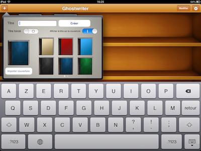 CcrsGhostwriterNotes 013 Test de Ghostwriter Notes pour iPad   Prise de notes Manuscrites et bien plus ! (2,99€)