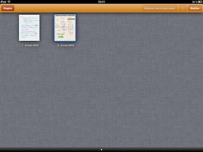 CcrsGhostwriterNotes 019 Test de Ghostwriter Notes pour iPad   Prise de notes Manuscrites et bien plus ! (2,99€)