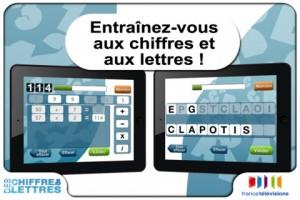 Chiffre et lettre 300x200 Les App4Tops de la semaine 12 : nos coups de coeur