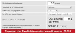 FreeMobile Calculateur 300x132 Free Mobile : savoir si ça vaut le coup de changer dopérateur mobile