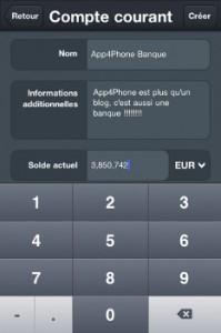 IMG 0177 199x300 Test de MoneyWiz : Un excellent gestionnaire de comptes... (3,99€)
