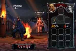 IMG 0200 300x199 Blade Of Darkness : Guidez les héros de ce RPG vers la lumière...(1,59€)