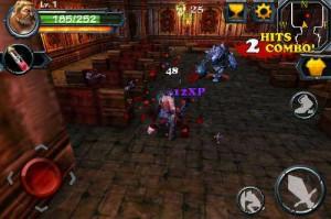 IMG 0210 300x199 Blade Of Darkness : Guidez les héros de ce RPG vers la lumière...(1,59€)