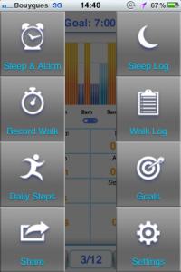 IMG 0564 200x300 Test de Motion X Sleep, analysez vos nuits et vos journées (0,79€)