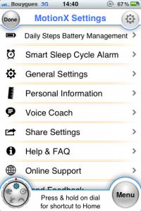 IMG 0565 200x300 Test de Motion X Sleep, analysez vos nuits et vos journées (0,79€)