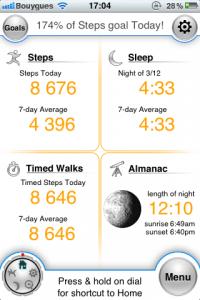 IMG 0577 200x300 Test de Motion X Sleep, analysez vos nuits et vos journées (0,79€)