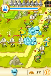 IMG 0642 200x300 Fantasy Kingdom Defense HD, un bon jeu de tower defense (gratuit)