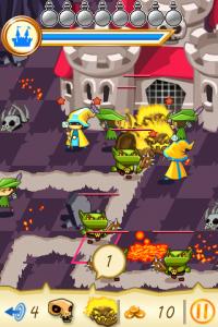IMG 0649 200x300 Fantasy Kingdom Defense HD, un bon jeu de tower defense (gratuit)