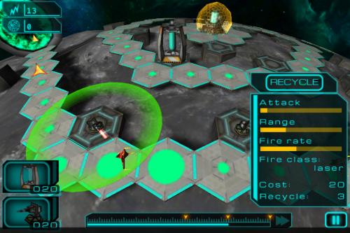 IMG 0902 500x333 Test de Celestial Defense (2,39€) : de lidée mais pas trop...