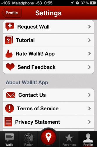 IMG 0914 333x500 Test de Wallit, un réseau social de proximité (gratuit)