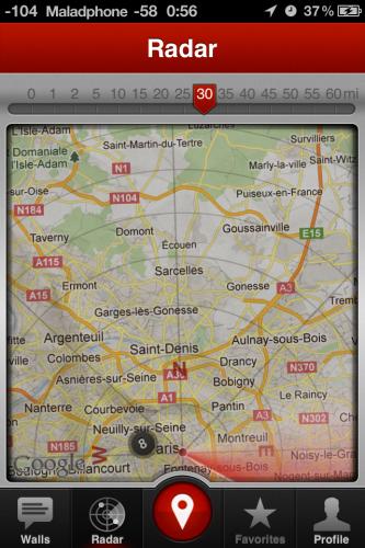 IMG 0916 333x500 Test de Wallit, un réseau social de proximité (gratuit)