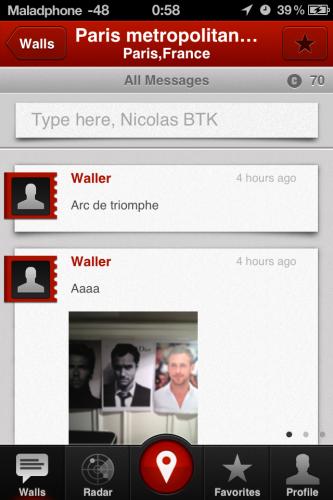 IMG 0919 333x500 Test de Wallit, un réseau social de proximité (gratuit)
