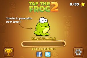 IMG 1644 300x200 Test de Tap The Frog 2: une farandole de mini jeux pour 0,79€