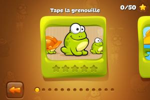 IMG 1645 300x200 Test de Tap The Frog 2: une farandole de mini jeux pour 0,79€