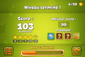 IMG 1649 300x200 Test de Tap The Frog 2: une farandole de mini jeux pour 0,79€