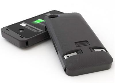 Juice tank deux iPhones Juice Tank: une coque qui recharge votre iPhone