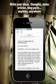 Kwrite Les bons plans de lApp Store ce vendredi 23 mars 2012
