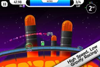 Lunar Racer Les bons plans de lApp Store ce mardi 27 mars 2012