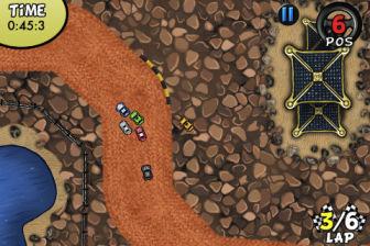 Minicars Touch Les bons plans de lApp Store ce jeudi 22 mars 2012