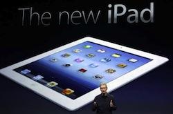 New ipad Apple rembourse le nouvel iPad pour les mécontents de la 4G