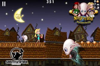 Nosferatu Run Les bons plans de lApp Store ce dimanche 11 mars 2012