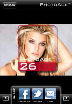 PhotoAge Les bons plans de lApp Store ce vendredi 23 mars 2012