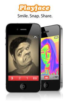 Playface pro Les bons plans de lApp Store ce vendredi 9 mars 2012