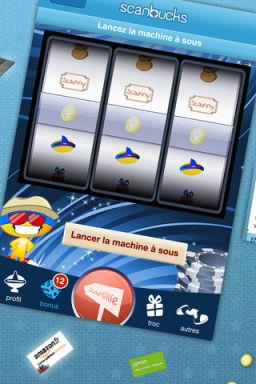 ScanB 2 ScanBucks chasse au trésor (Gratuit) : Et vos courses deviennent ludiques !