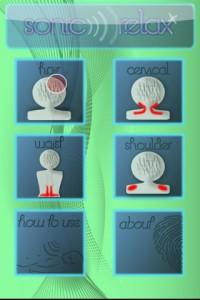 Sonic Massage 200x300 Les App4Tops de la semaine 10 : nos coups de coeur